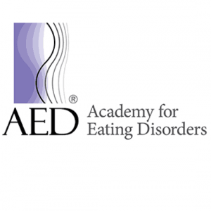 Academy for Eating Disorders logo aed