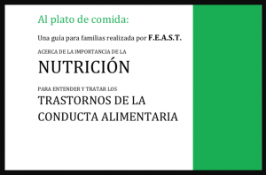 Family Guide Series: FEAST resources regarding eating